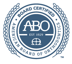 diplomate american board of orthodontics ABO)